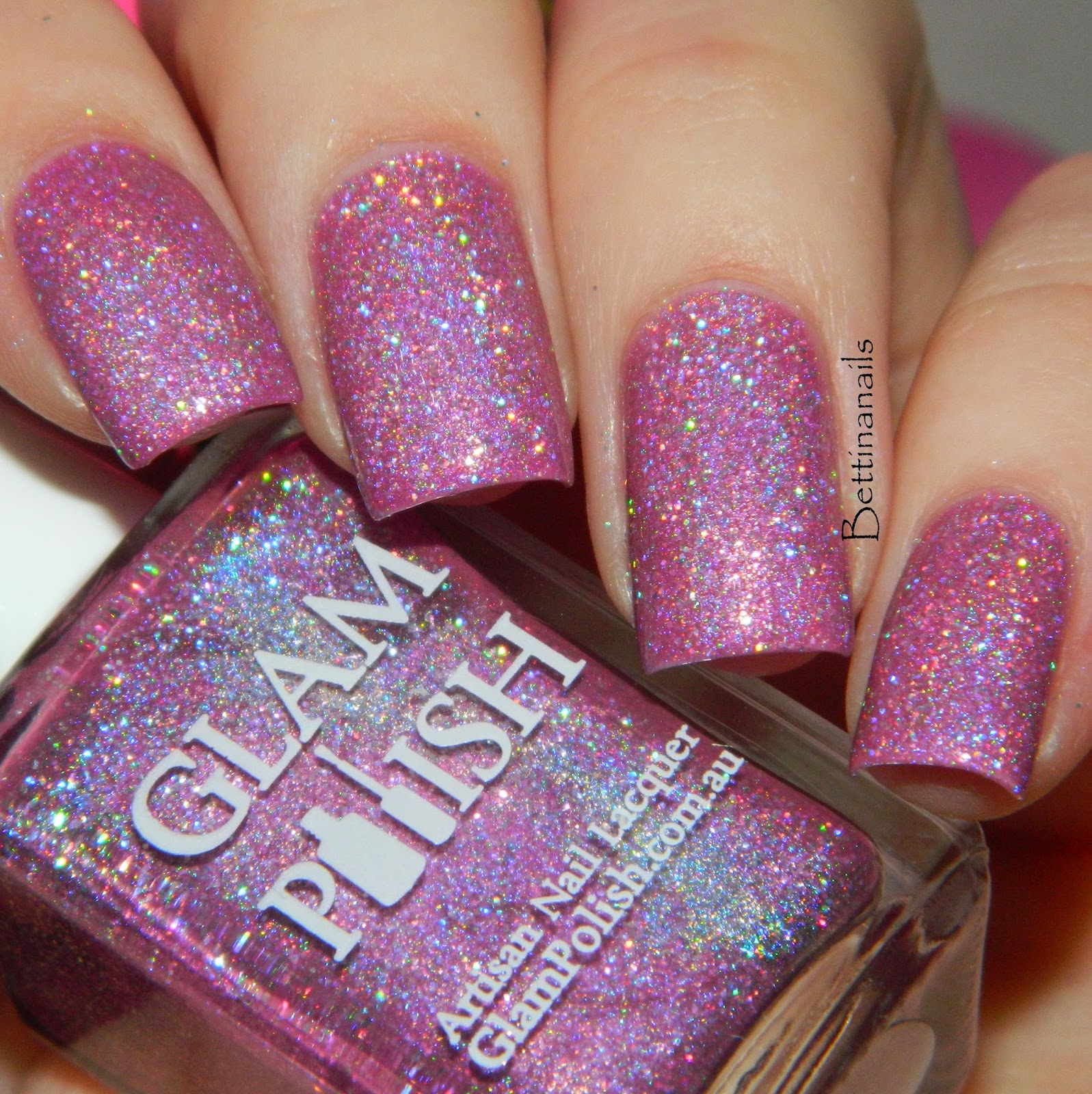 Bettina Nails: Knockout Collection Part 2 by Glam Polish