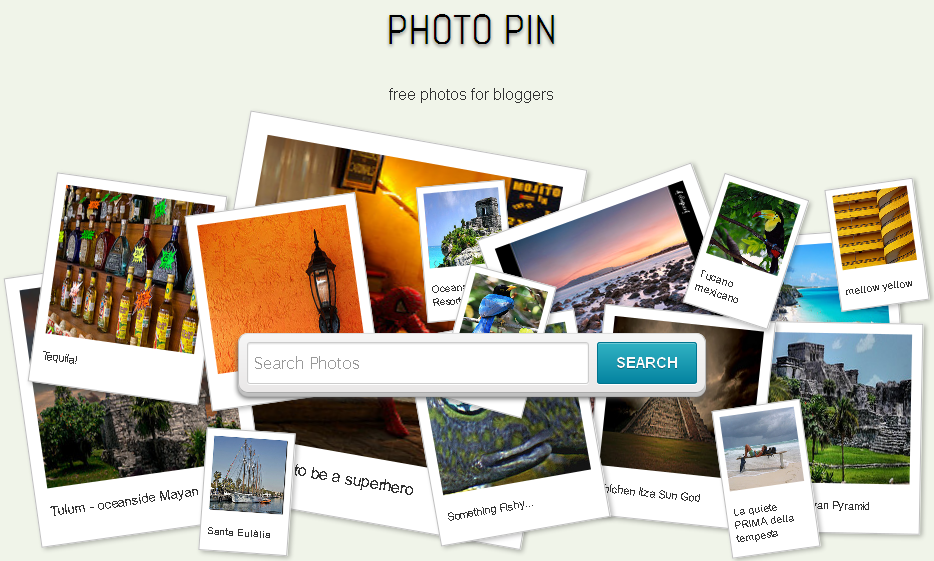 Photopin is brilliant just for one reason it searches creative