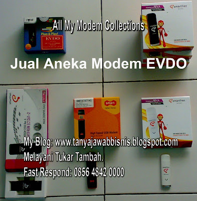 Jual Aneka Modem EVDO