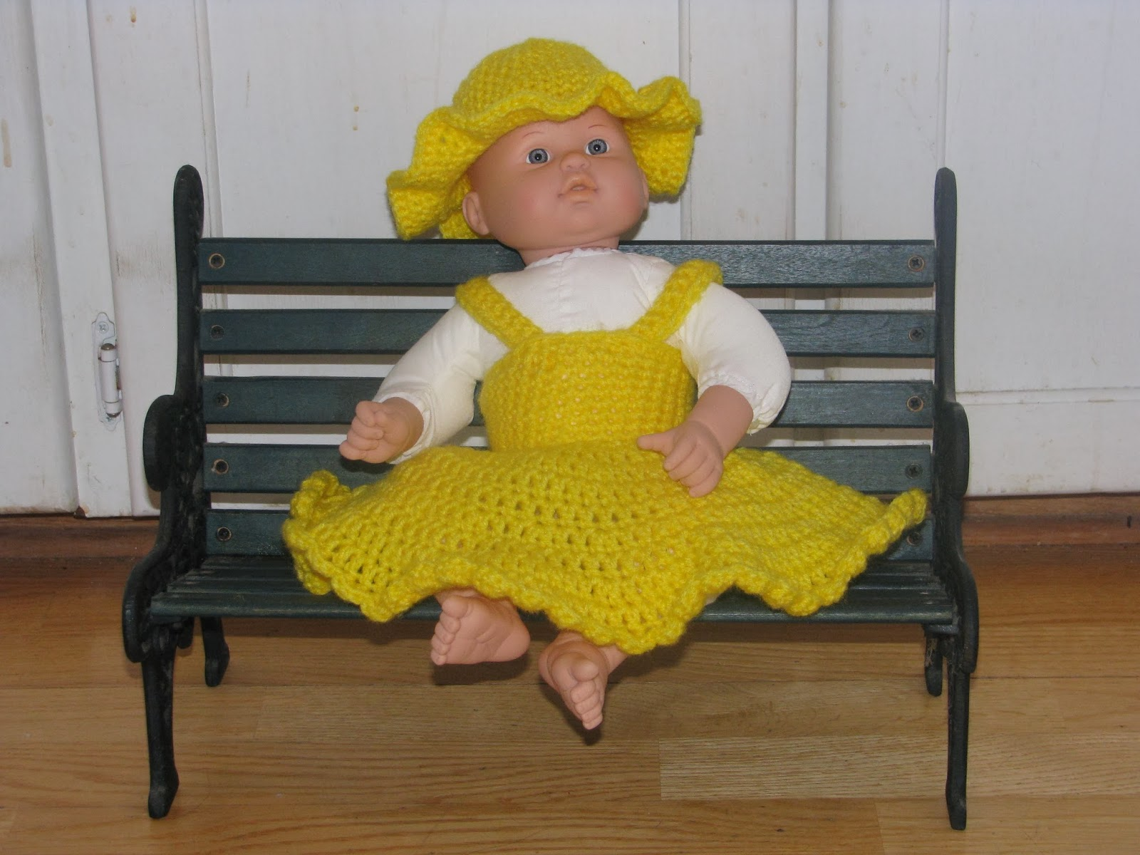 Craft attic resources 15 inch doll soft bodied mary maxim for 5 inch baby dolls for crafts