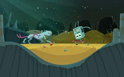 Ski Safari: Adventure Time v1.5.1 Apk Android