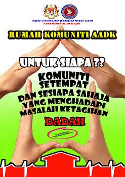 Poster Antidadah 2012