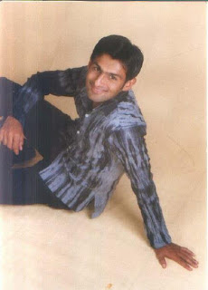 Young Shoaib Malik photoshoto