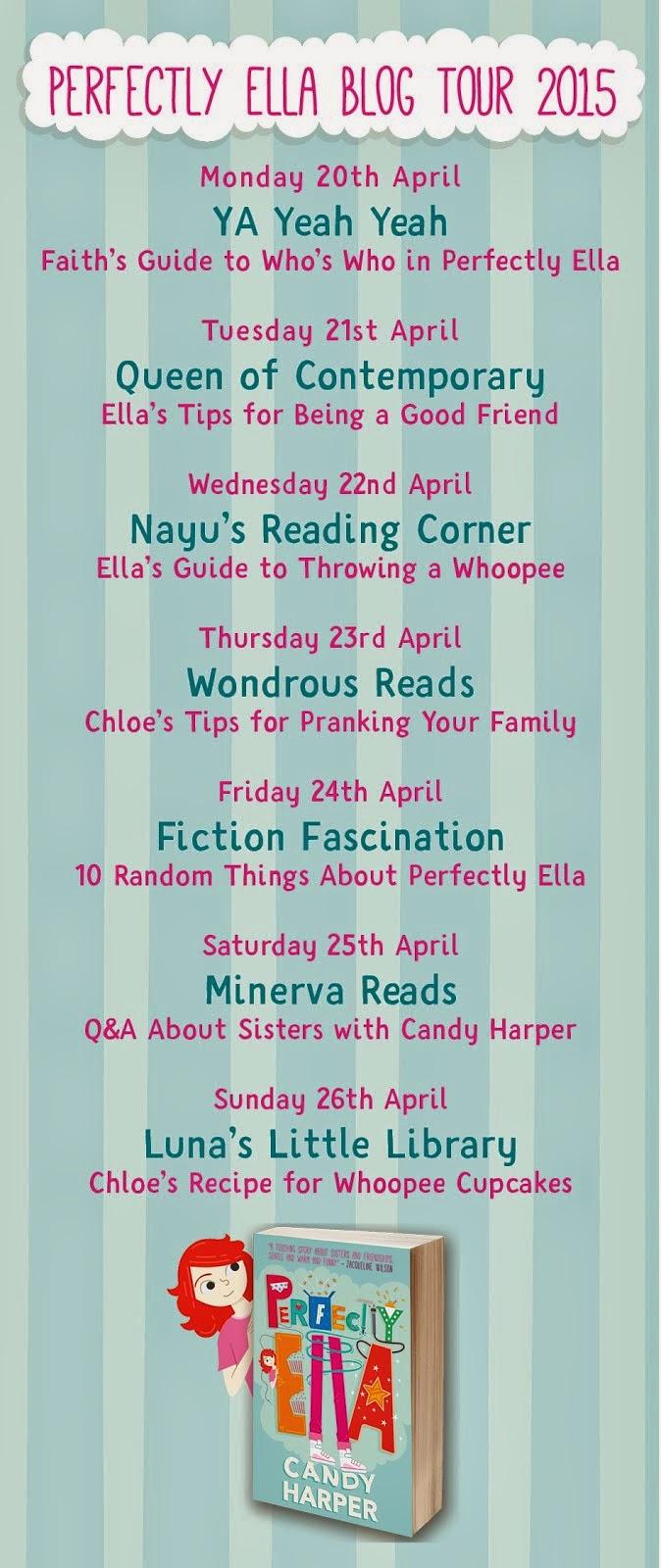 Perfectly Ella Blog Tour