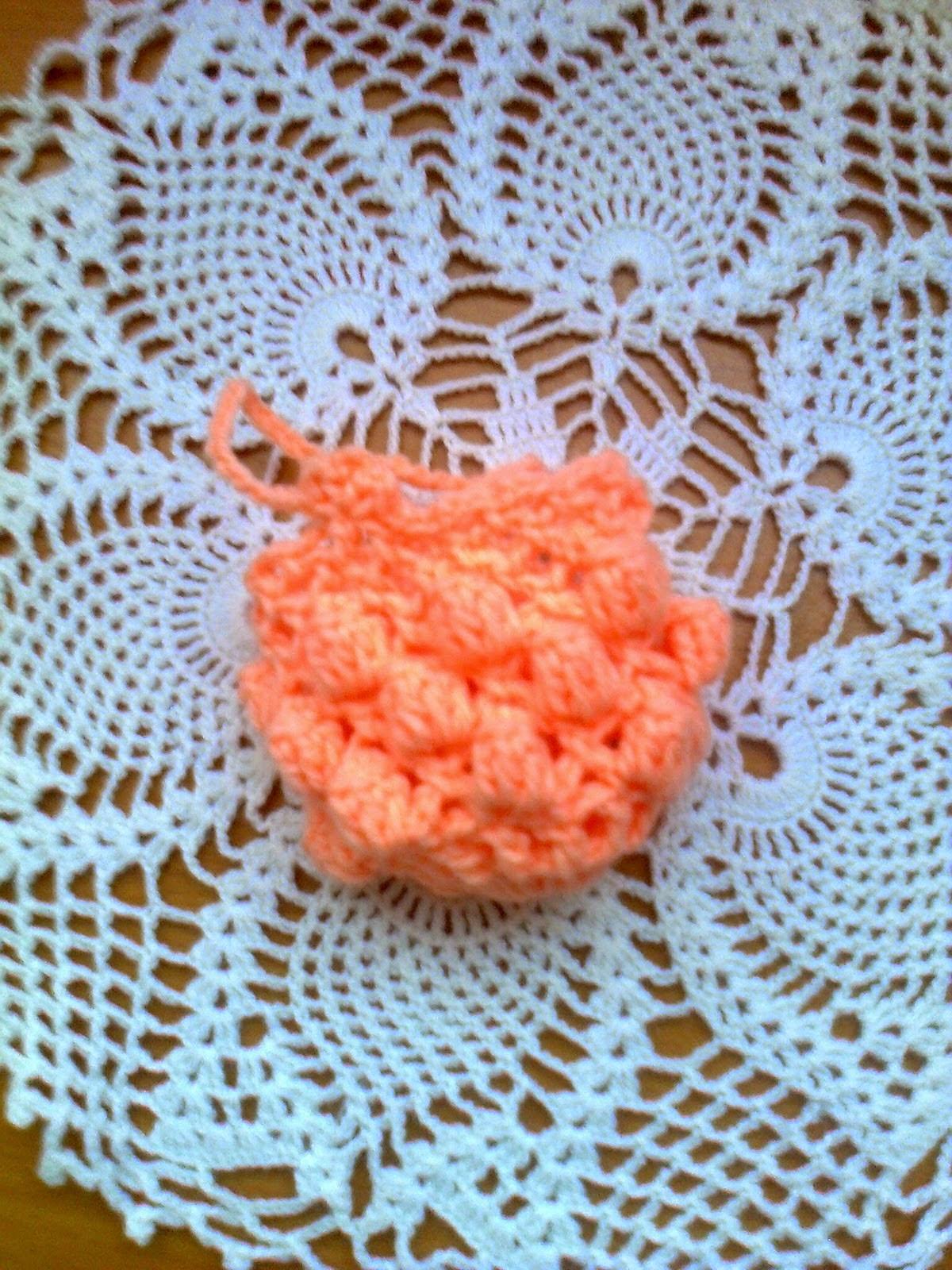 Bekas Telur Crochet