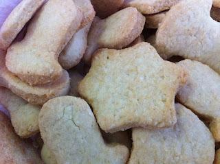 עוגיות בצורות