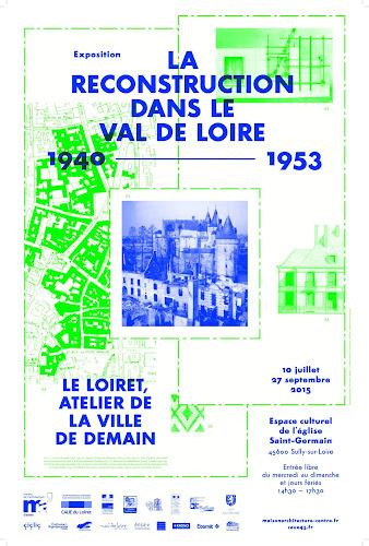 Maison de l 39 architecture du centre - L architecture de demain ...