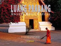 Book - Luang Prabang Ancient Royal Capital by Ben Davies and Roland Neveu