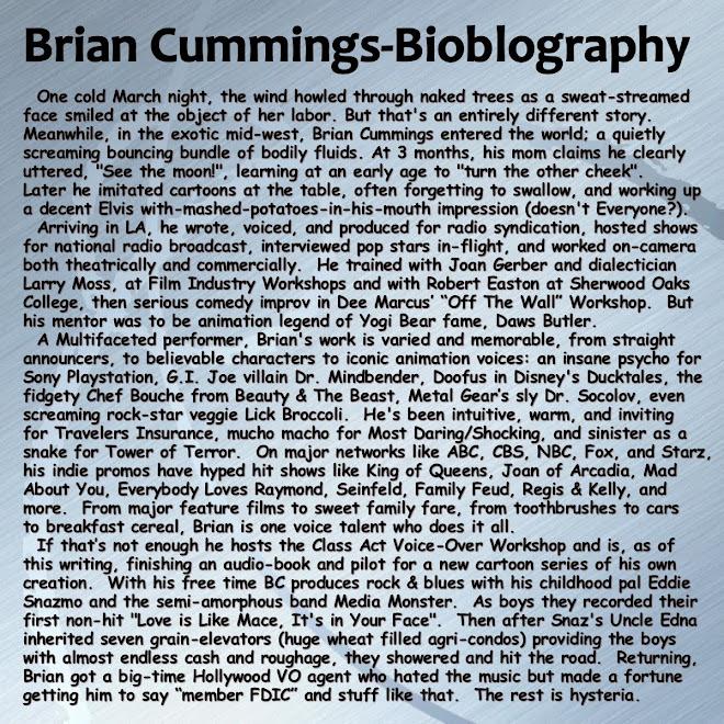 Bio-Bloggage