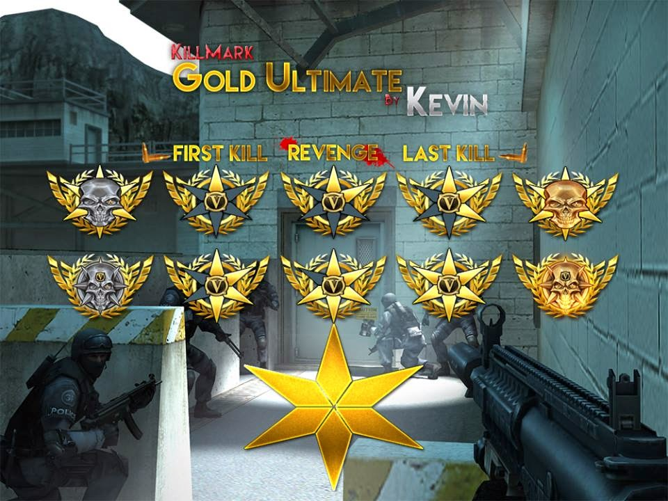 Killmark Ultimate Gold