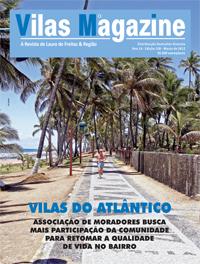 Vilas Magazine | Ed 158 | Março de 2012 | 30 mil exemplares
