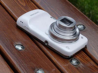 Samsung Galaxy S4 Zoom - Special Features