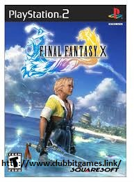 LINK DOWNLOAD GAMES Final Fantasy X ps2 ISO FOR PC CLUBBIT