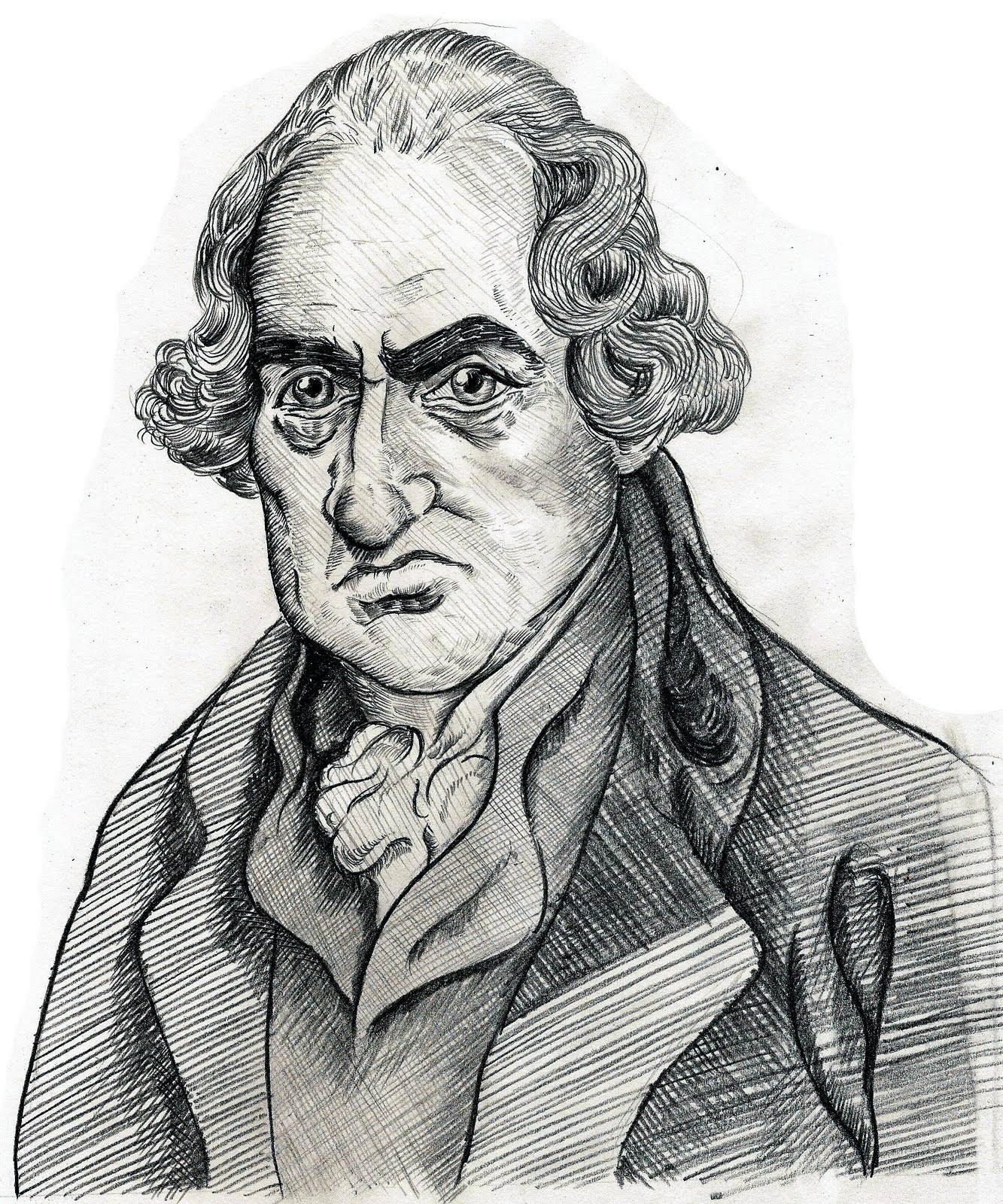 James Watt  on engine diagram