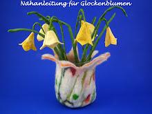 Nähanleitung für Glockenblumen