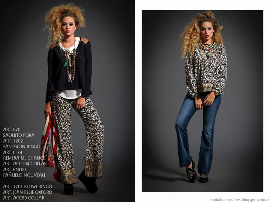 Sweaters Moda otoño invierno 2015 Sophya