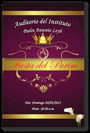 FIESTA DE PURIM 2015
