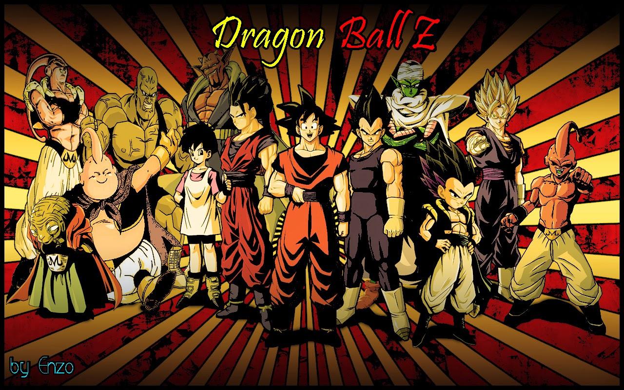 Desenhos para colorir e imprimir desenhos do dragon ball for Chambre dragon ball z