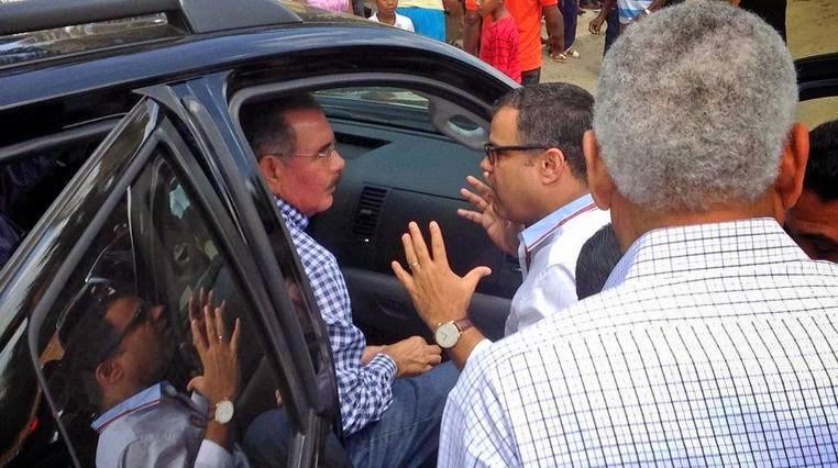 Galán y Guillén agradecen al presidente Danilo Medina por medidas a favor de los productores agrícolas deSC