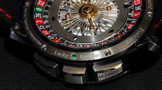 Lucky Number Christophe Claret Baccara