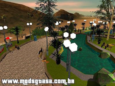 Mini Park Mod para GTA San Andreas