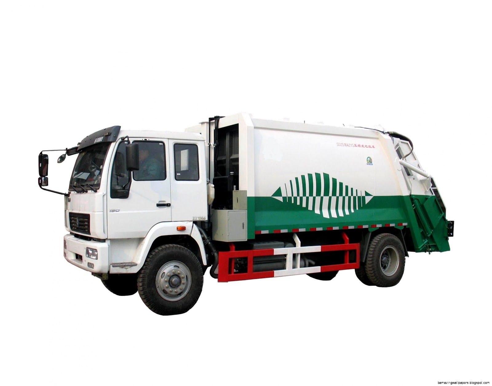 China Garbage Truck   China Garbage Pressure Truck