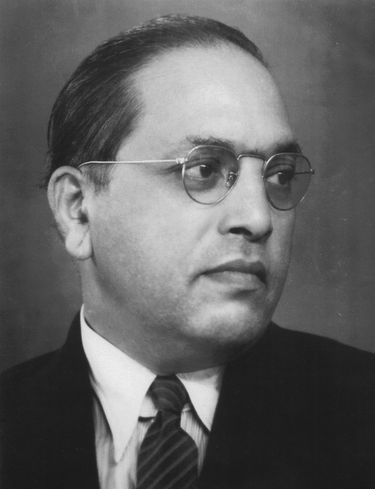 biography on br ambedkar