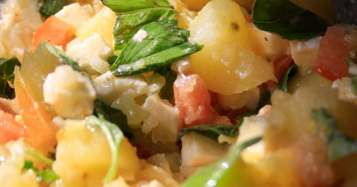 La cocina de maricarmen ensalada de patata con toque italiano - Cocinas maricarmen ...