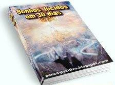 livro ebook como ter sonhos lucidos em 30 dias