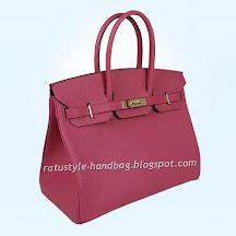 Hermes Birkin 35 Pink