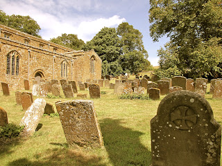 All Saints Church, Burton Dassett, England