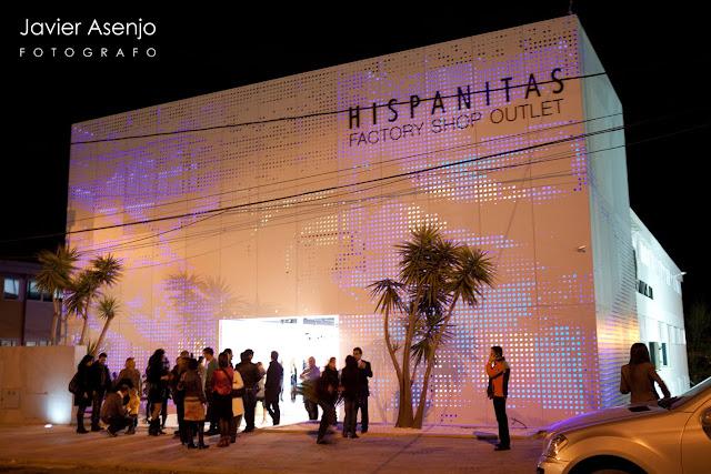 fachada de la tienda Hispanitas