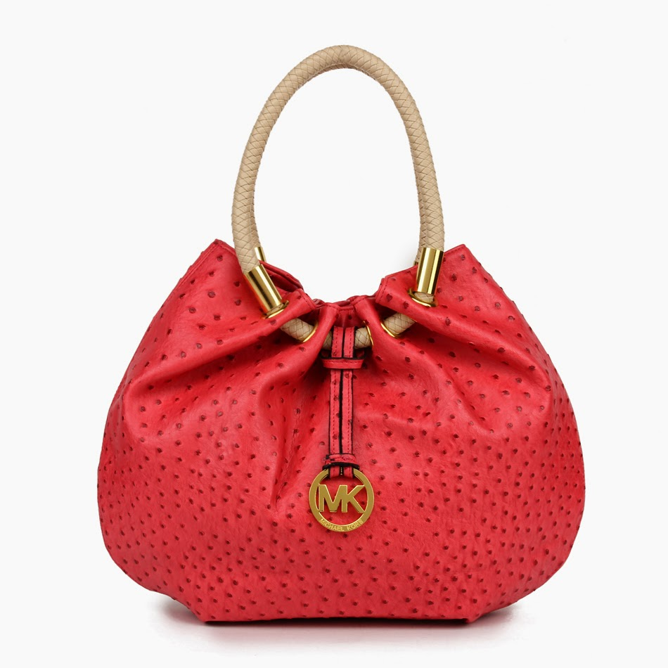 Michael Kors red Hand Bags 2014