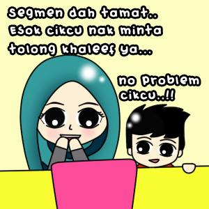 Tamat Sudah My Short GA