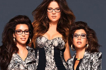 نظارات كارداشيان 2012 موضة النظارات
