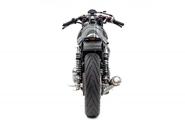 Kawasaki W650 Cafe Racer | MOTO GRIGIO | Deus Ex Machina