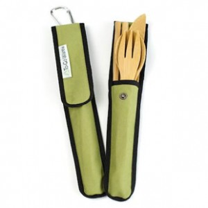 Bamboo Eating Utensils