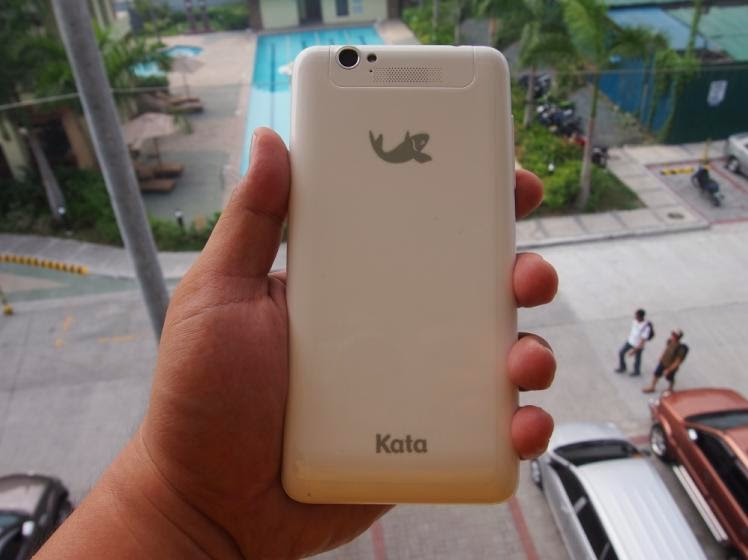 Kata Digital M1, Unboxing, Preview And Initial Impression Back
