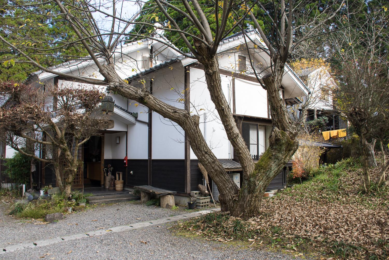 Japan kurokawa onsen house