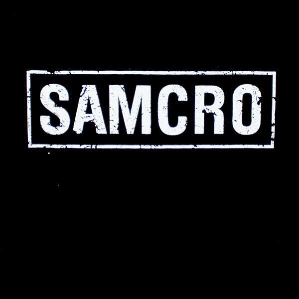 Sons of Anarchy Motorcycle Club Redwood Original or SAMCRO