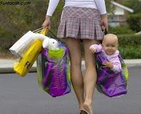 Perancangan sebelum bawa budak kecil pergi pasaraya kedai