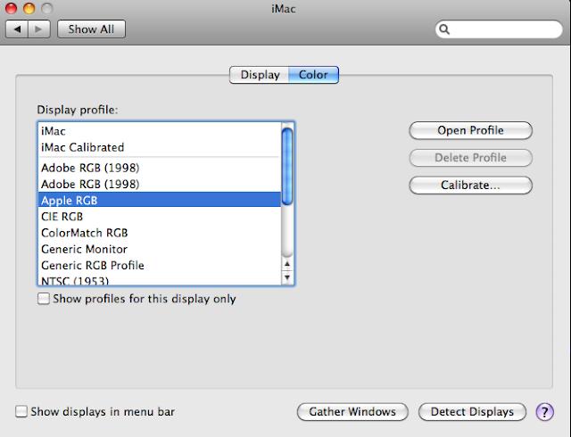 Mac-OS-Display-Setting