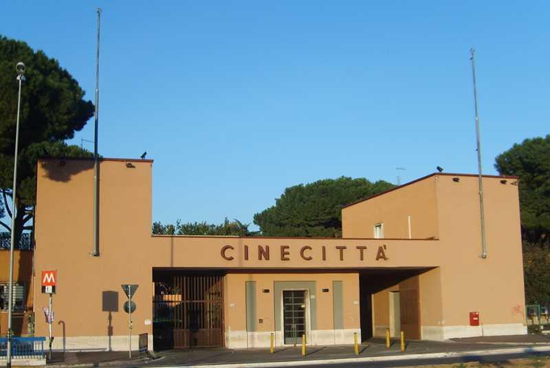 Cinecittà abre sus puertas al público en Roma