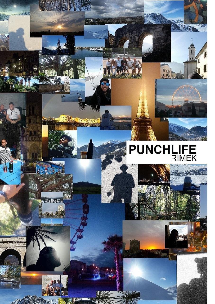 """Livre """" Punchlife """""""