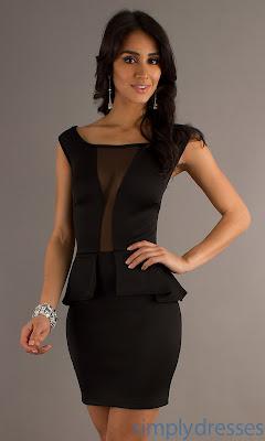 Black Dresses Ideas For Women's