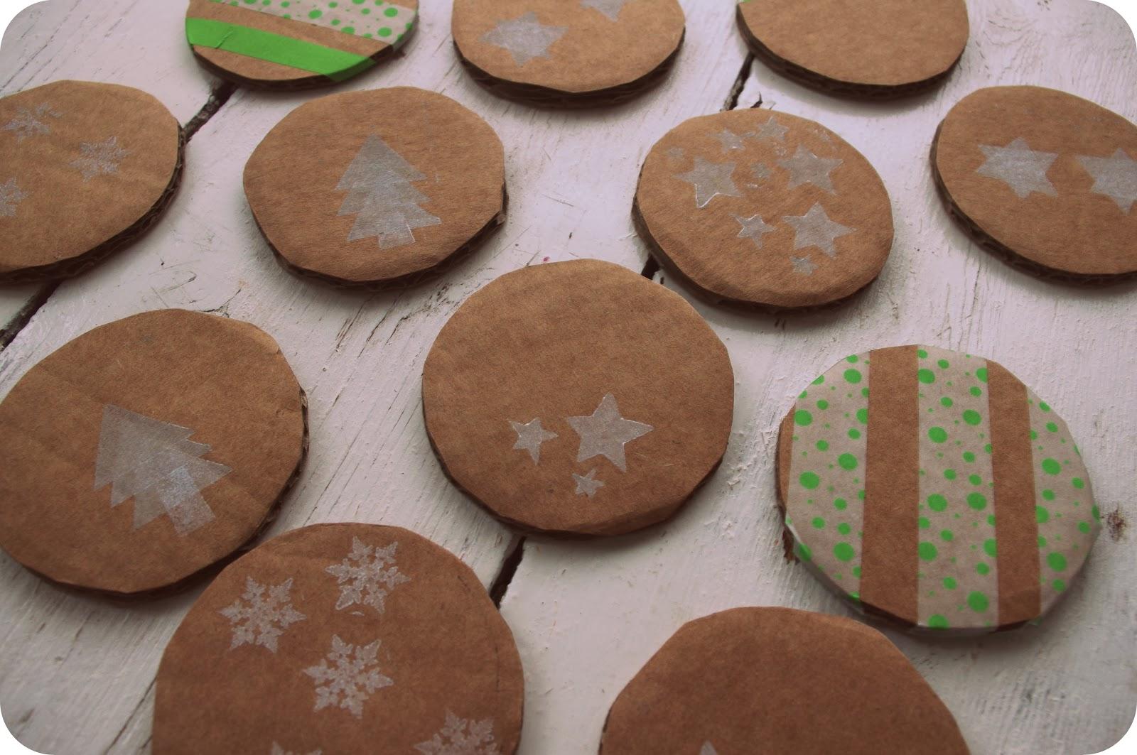 Elogent die sache mit dem weihnachtsbaum - Weihnachtsbaum aus pappe ...