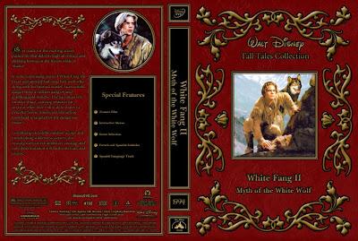 Cover, caratula, dvd: Vuelve Colmillo Blanco | 1994