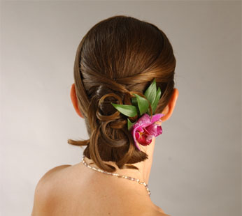 Hairstyles for The Wedding