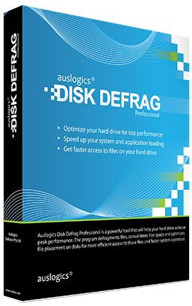 Auslogics Disk Defrag Pro 4.2.2.0 Full Version