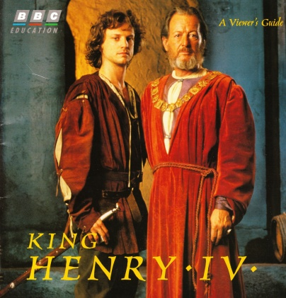 an analysis of the play 1 henry iv King henry v bibliography  allows its repeated viewing and analysis by audiences far removed from the  henry v is either a heroic play about a 'mirror ofall.